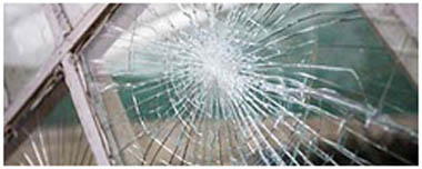 Dibden Smashed Glass
